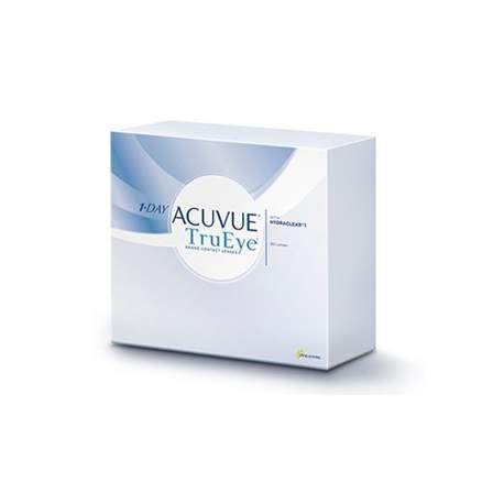 Soczewki kontaktowe 1-Day Acuvue TruEye - 180 szt.