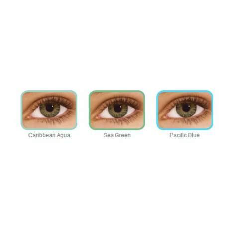 Soczewki kontaktowe FreshLook Dimensions - 6 szt.