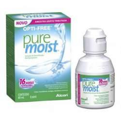 OPTI-FREE Pure Moist - 60 ml