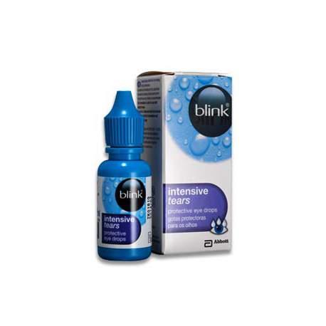 Krople do soczewek kontaktowych - Blink Intensive Tears
