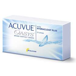 Acuvue Oasys with Hydraclear Plus - 12 szt.