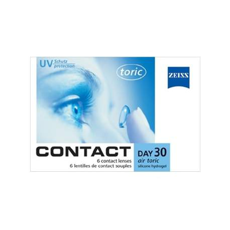 Zeiss contact Day30 air TORIC - 6 szt.