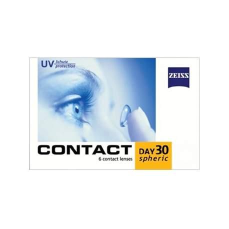 Zeiss contact Day30 Spheric - 6 szt.