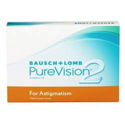 PureVsion 2HD for Astigmatism - 3 szt.