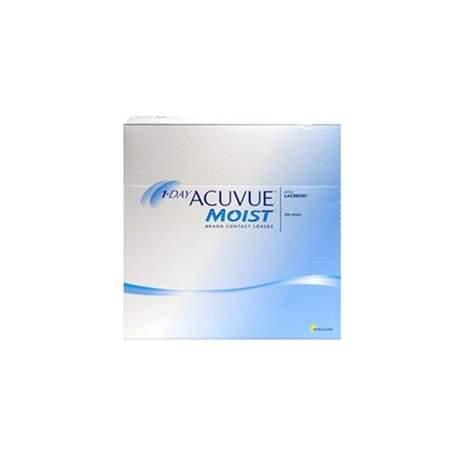 Soczewki kontaktowe Acuvue 1 Day Moist - 180 szt.