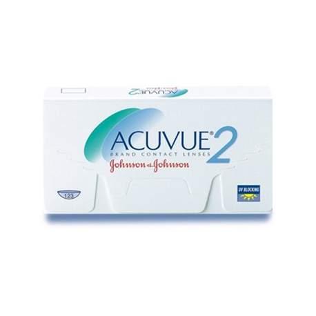 Soczewki kontaktowe Acuvue 2 - 6 szt.