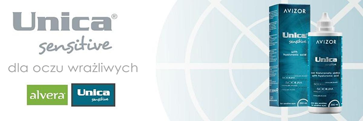 AVIZOR - Unica Sensitive - płyn do oczu wrażliwych - OkoPharma