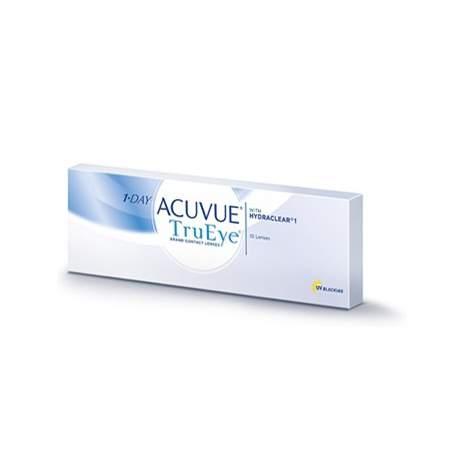 Soczewki kontaktowe 1-Day Acuvue TruEye - 10 szt.