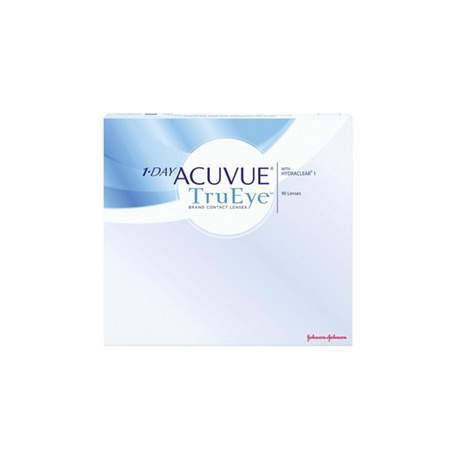 Soczewki kontaktowe 1-Day Acuvue TruEye - 90 szt.