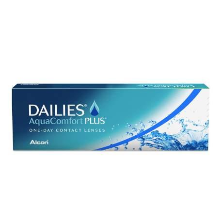 Soczewki kontaktowe Dailies AquaComfort Plus - 30 szt.