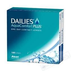 Dailies AquaComfort Plus - 180 szt.