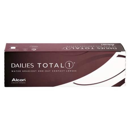 Soczewki kontaktowe Dailies Total1 - 30 szt.