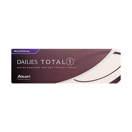 Soczewki kontaktowe Dailies Total1 Multifocal - 30 szt.