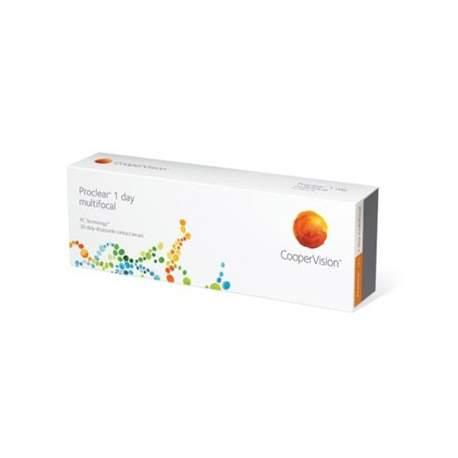 Soczewki kontaktowe Proclear 1 day multifocal - 30 szt.