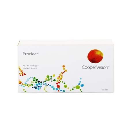 Soczewki kontaktowe Proclear - 3 szt.