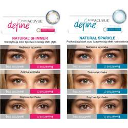 1-Day Acuvue Define - 30 szt.