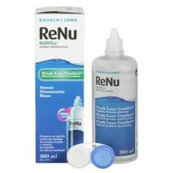 Płyn pielęgnacyjny do soczewek ReNu Multiplus - 360 ml