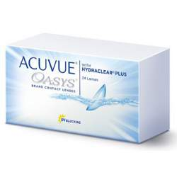Acuvue Oasys with Hydraclear Plus - 24 szt.