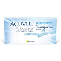 Acuvue Oasys For Astigmatism - 6 szt.