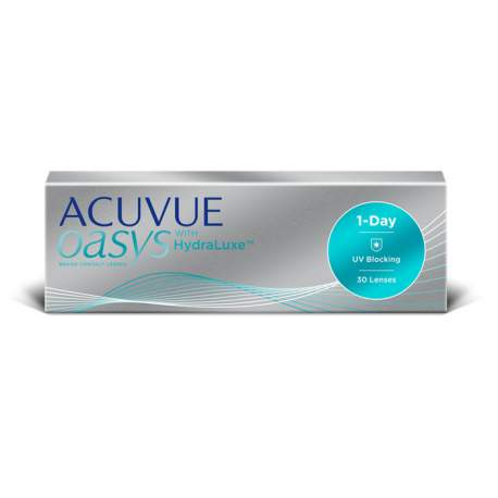 Acuvue Oasys 1-Day with Hydraluxe - 30 szt.