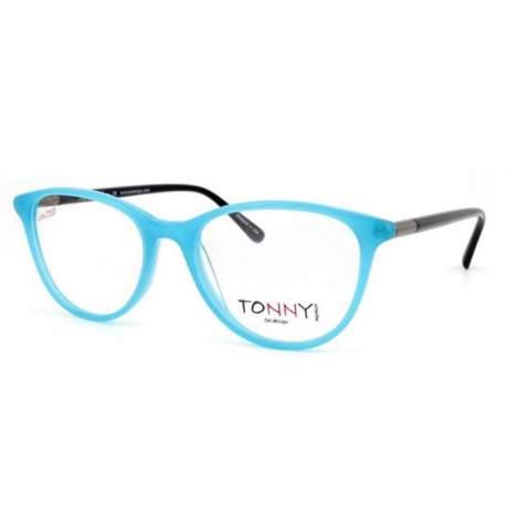 Niebiesko-czarna oprawka TONNY - TY4281