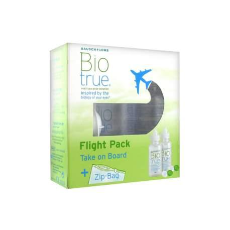Biotrue Flight Pack 2 x 60 ml - B+L