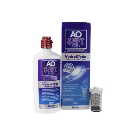 AOSEPT® PLUS HydraGlyde - 360 ml - ALCON