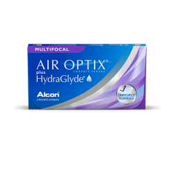Air Optix Aqua Multifocal - 3 szt.
