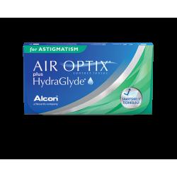 Soczewki kontaktowe Air Optix for Astigmatism - 6 szt.