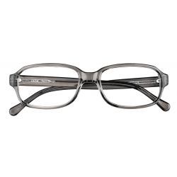 Leon col. 1000 - front: szary transparentny, zausznik: szary transparentny.