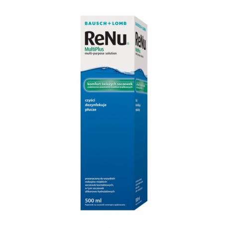 Płyn pielęgnacyjny ReNu Multiplus - 500 ml