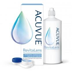 Płyn do soczewek kontaktowych ACUVUE RevitaLens - 360 ml
