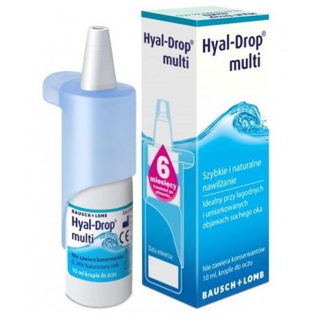 Krople do oczu Hyal – Drop multi - 10 ml