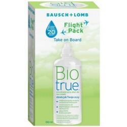 Płyn pielęgnacyjny do soczewek kontaktowych - Biotrue - 120 ml